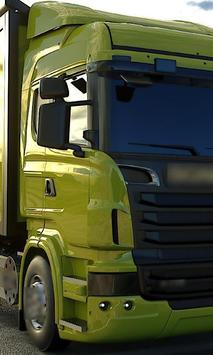 Themes Scania R730 Trucks 2019 poster