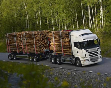 Themes Scania R730 Trucks 2019 screenshot 4