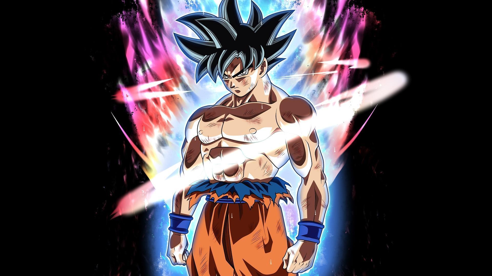 Goku Fond D écran Hd Goku Dragonball Fond D écran Pour