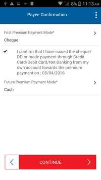 HDFC Life InstaLife Sales screenshot 5