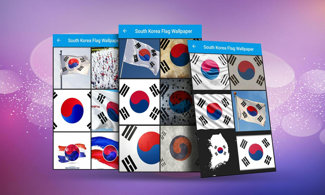 South Korea Flag Wallpaper For Android Apk Download