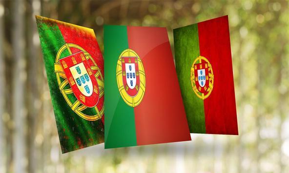 Portugal Flag Wallpaper screenshot 1