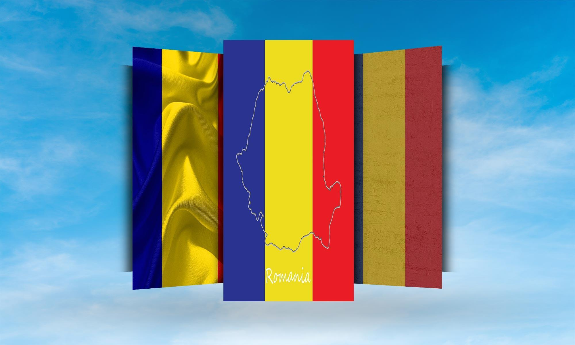 Romania Flag Wallpaper For Android Apk Download
