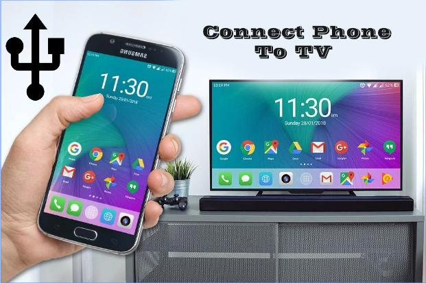 Phone Connect to tv (HDMI Connector) for Android - APK Download