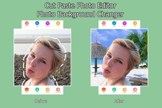 Cut Paste Photo Editor - Photo Background Changer screenshot 3