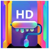 Ultra HD 4K Hintergrundbilder Zeichen