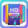 Wallpapers Ultra HD 4K 图标