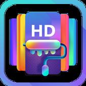 Wallpapers Ultra HD 4K-icoon
