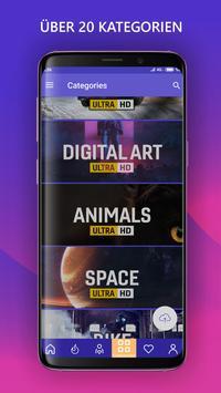 Ultra HD 4K Hintergrundbilder Screenshot 3
