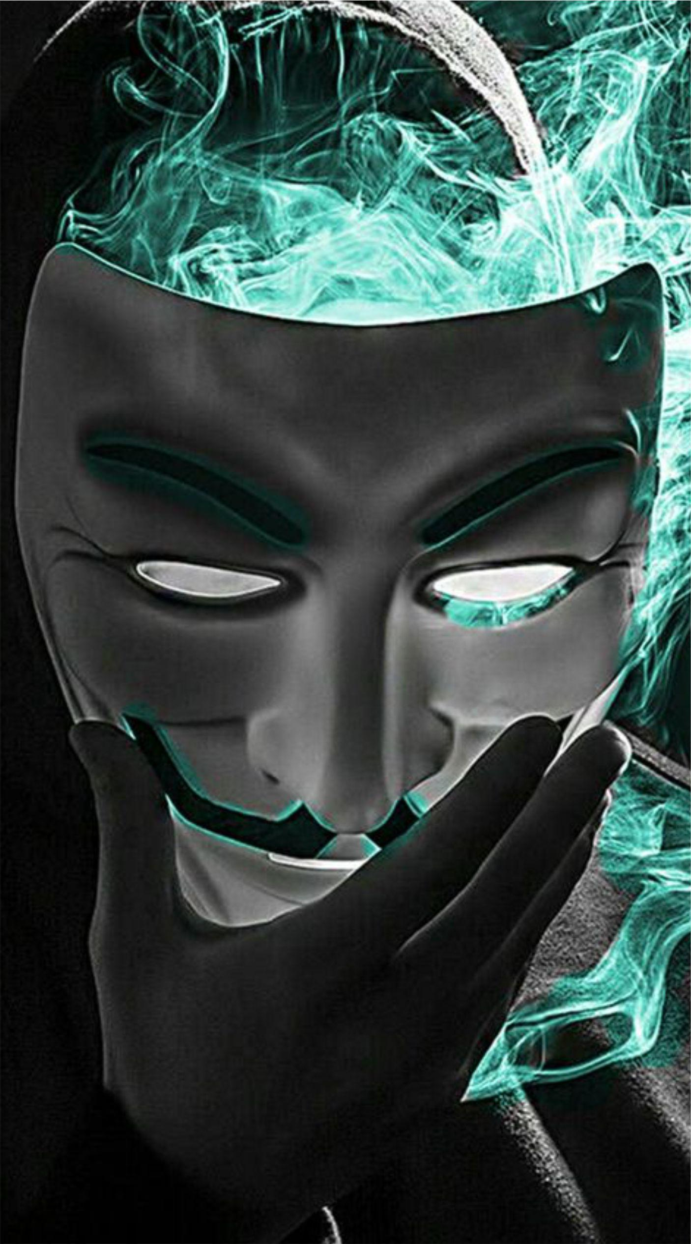 Anonymous Wallpaper for Android - APK Download