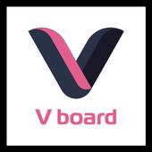 V Board icon