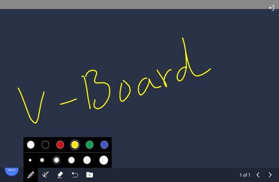 V Board screenshot 1