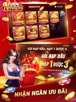 NPLAY: Game Bài Online, Tiến Lên MN, Binh, Poker.. screenshot 14