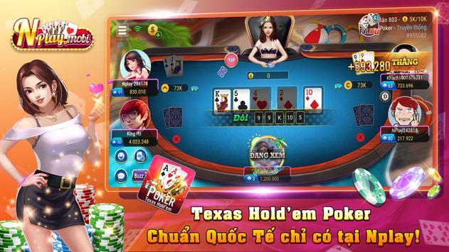 NPLAY: Game Bài Online, Tiến Lên, Mậu Binh, Xì Tố screenshot 15