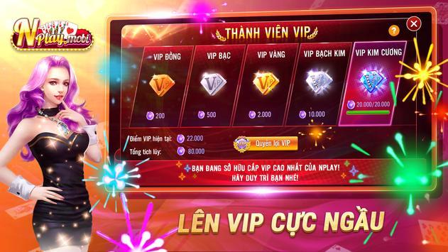 NPLAY: Game Bài Online, Tiến Lên, Mậu Binh, Xì Tố screenshot 17