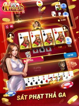 NPLAY: Game Bài Online, Tiến Lên MN, Binh, Poker.. screenshot 13