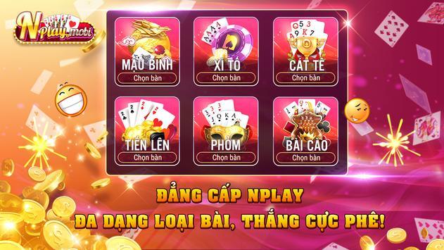 NPLAY: Game Bài Online, Tiến Lên, Mậu Binh, Xì Tố screenshot 22