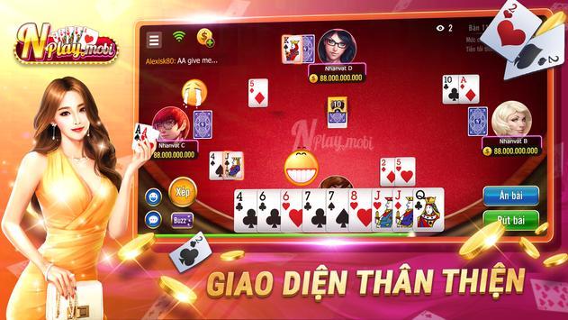 NPLAY: Game Bài Online, Tiến Lên, Mậu Binh, Xì Tố screenshot 2