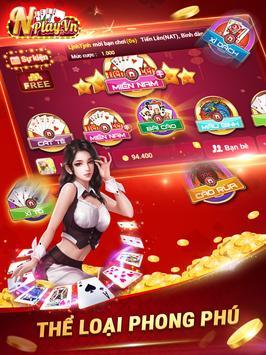 NPLAY: Game Bài Online, Tiến Lên MN, Binh, Poker.. screenshot 6