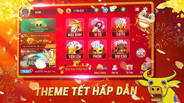 NPLAY: Game Bài Online, Tiến Lên, Mậu Binh, Xì Tố screenshot 6