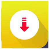 Snapvid HD Downloader - All HD video downloader आइकन