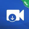 Video Downloader - Video Manager for facebook Zeichen