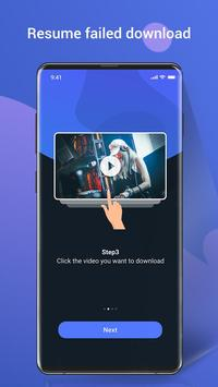 Video Downloader - Video Manager for facebook screenshot 3