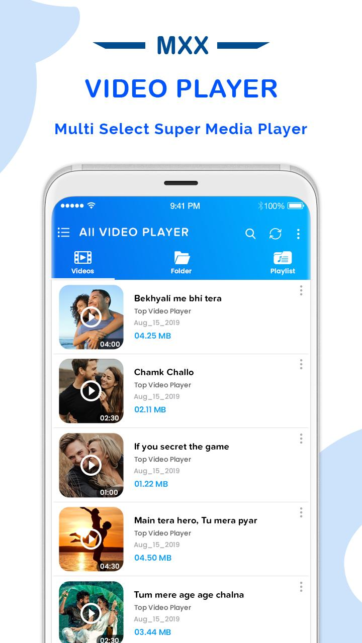 Video Player - X Player For Android for Android - APK Download