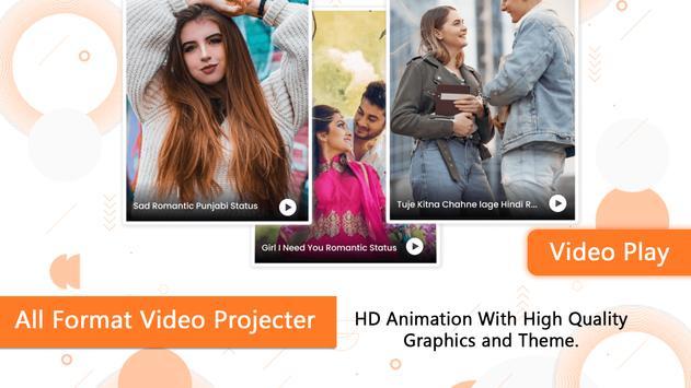 All Format Video Projector स्क्रीनशॉट 1
