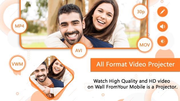 All Format Video Projector स्क्रीनशॉट 2