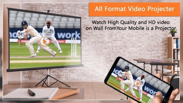 All Format Video Projector स्क्रीनशॉट 3