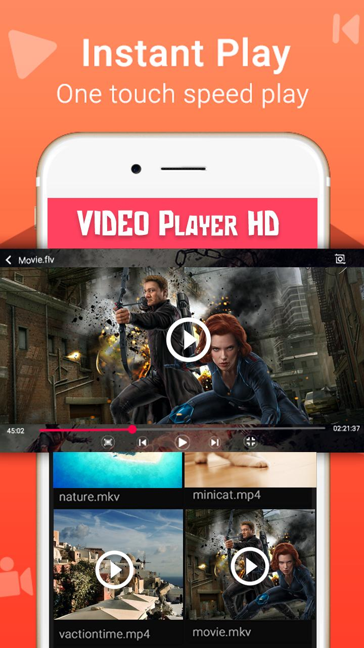 4K Video Player & Music Player for Android - APK Download