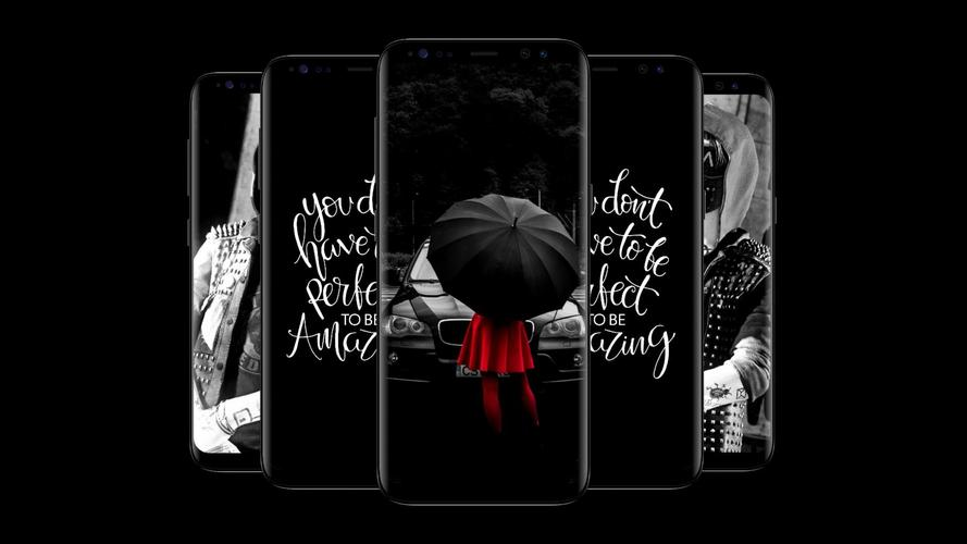 Black Wallpaper 4k Dark Amoled Backgrounds Hd For Android Apk Download