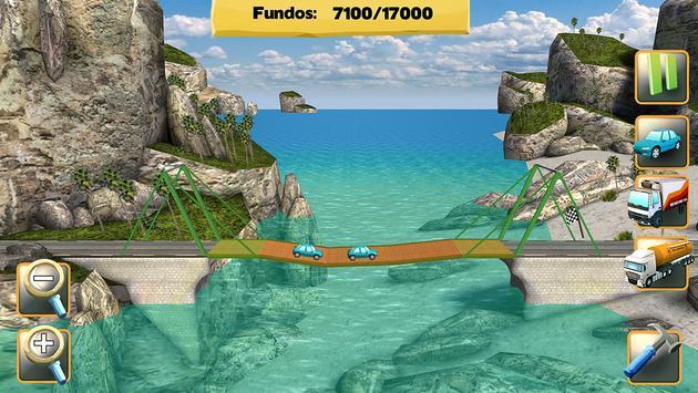 Bridge Constructor imagem de tela 1