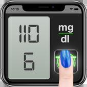 Blood Sugar Test Checker / Glucose Convert Tracker icon