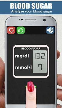 Blood Sugar Test Checker / Glucose Convert Tracker screenshot 2