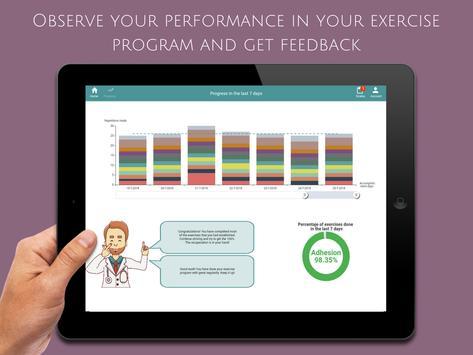 ReHand, Hand Rehabilitation App on the Tablet screenshot 3