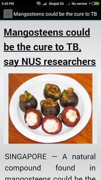 Mangosteen Health Benefits screenshot 2