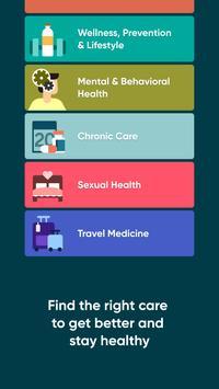 HealthTap Ekran Görüntüsü 4