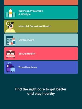 HealthTap Ekran Görüntüsü 20