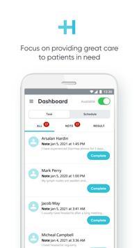 HealthTap for Doctors imagem de tela 4