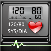 Blood Pressure Diary-icoon