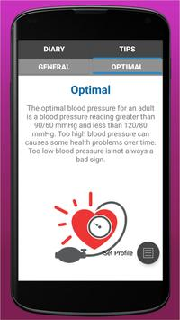 Blood Pressure Diary screenshot 4