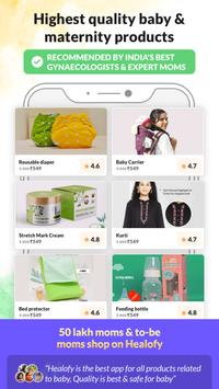 India's #1 Pregnancy,Parenting & Baby Products App screenshot 1