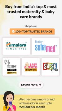 India's #1 Pregnancy,Parenting & Baby Products App screenshot 3