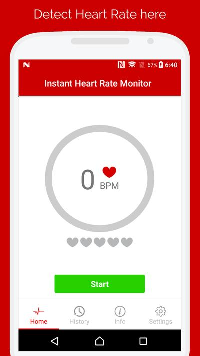 Instant Heart Rate Monitor for Android - APK Download
