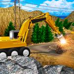 Heavy Excavator Stone Driller Simulator APK