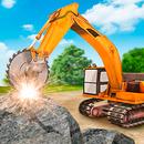 Heavy Excavator Stone Cutter Simulator APK