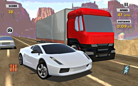 Heavy Traffic car Extreme racing screenshot 6