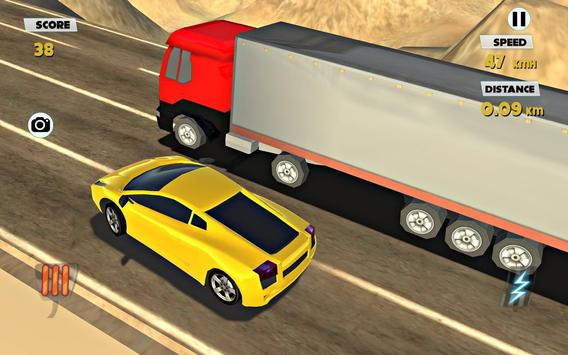Heavy Traffic car Extreme racing screenshot 3